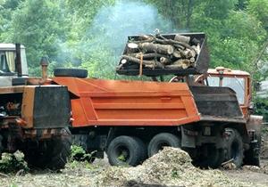 Харьковский горсовет отклонил резолюцию общественных организаций о вырубке парка