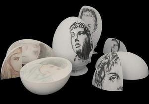 В Вене проходит выставка двух украинских художниц