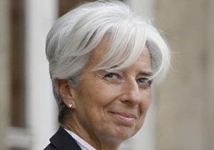 Глава МВФ предупреждает о  темных тучах  мировой экономики