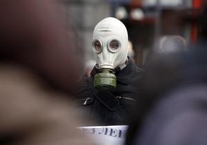 У здания КГГА пройдет акция протеста против уничтожения скверов в столице