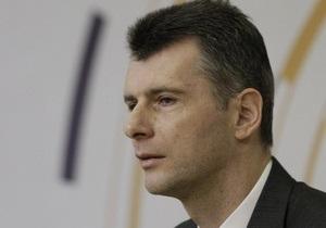 Прохоров назвал  главного кукловода политического процесса  в России
