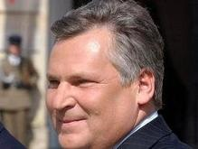 Квасневский: Россия может оказаться в НАТО раньше Украины