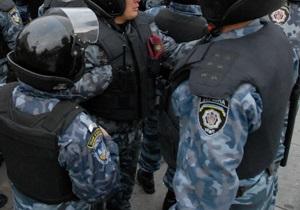 В милиции объяснили, почему Беркут обыскал главреда журнала Корреспондент