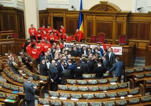Пресса: проблемы украинских СМИ и Верховной Рады