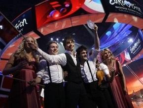 Символический ключ от Евровидения отправился в Осло