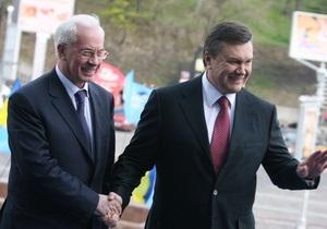 Руководство страны поздравило украинцев с Днем Победы