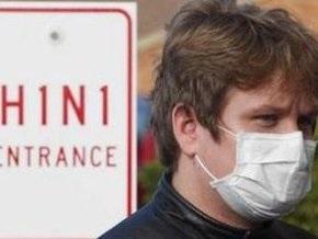 Россия усилила контроль на границе с Украиной из-за эпидемии гриппа A/H1N1