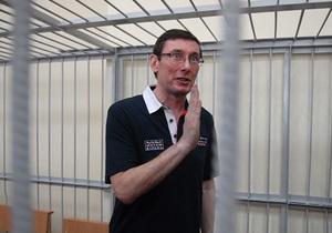 Суд разрешил медобследование Луценко за пределами СИЗО