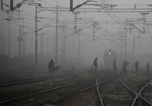 В Словакии локомотив врезался в пассажирский поезд: три человека погибли
