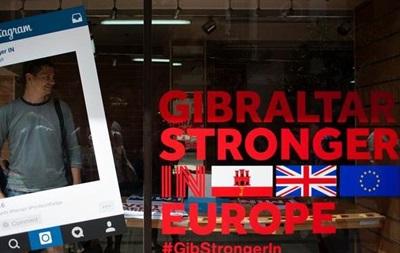 Лондон хочет сохранить контроль над Гибралтаром после Brexit