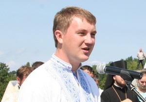 Нардеп: Около 100 участников Автомайдана не пускают в центр Киева
