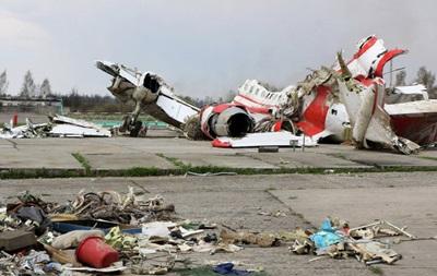 В крушении польского самолета обвинили диспетчеров