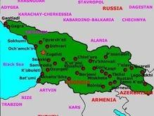 Абхазская армия движется к границе с Грузией. Грузинский город на границе с Абхазией готовится к эвакуации