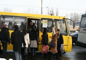 Власти хотят запретить использование автобусов малой вместимости на междугородных перевозках