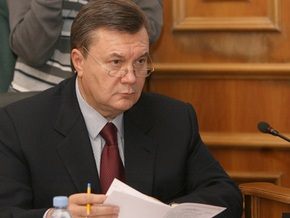 Янукович и Мартынюк выразили готовность своих фракций изменить закон о выборах
