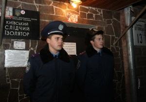 В Минздраве заявляют, что для проведения допросов Тимошенко противопоказаний нет