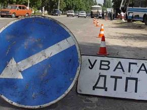 В Сумской области столкнулись две Лады: двое погибших