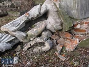 Коммунисты заявили о разрушении памятника красноармейцам во Львовской области