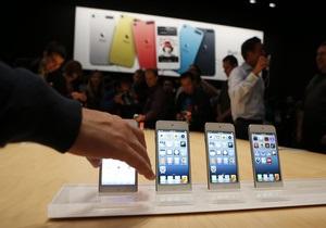 Обострившаяся конкуренция на рынке обвалила акции Apple до минимума пяти месяцев