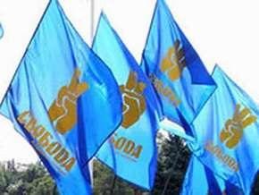 ТИК: ВО Свобода победило на выборах в Тернопольский облсовет