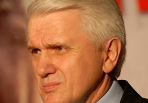 Литвин прогнозирует рассмотрение ВР даты выборов мэра Киева 4-7 сентября
