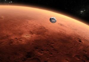 На Марсе обнаружены новые следы пресной воды