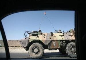 Франция будет выводить свой контингент из Афганистана по графику США