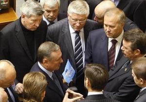 Ефремов опроверг слова Тимошенко о переходе депутатов в коалицию за деньги