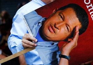 Чавес мертв -  В Москве одну из улиц могут переименовать в честь Чавеса
