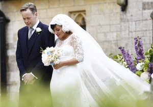 Лили Аллен вышла замуж