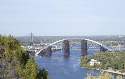 Як не треба будувати:  Міст на Троєщину  увійде в німецький посібник