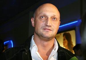 Гоша Куценко лишился роли из-за незнания английского языка