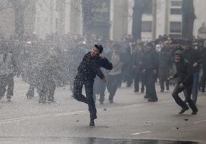 Вину за погибших во время беспорядков в Бишкеке возложили на брата Бакиева
