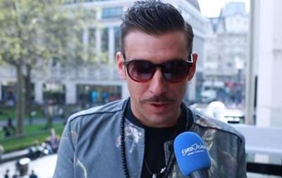 Участники Евровидения заговорили на украинском