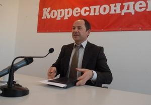 В случае курса на модернизацию страны Тигипко готов поддержать нового президента