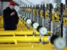Украина увеличила транзит газа на 28%