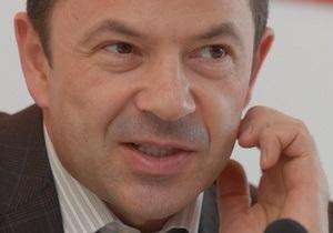 Тигипко заявил, что его  сложно подкупить  перевыборами Рады