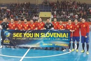 Стали известны восемь участников Евро-2018 по футзалу