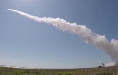 Украина провела испытательные пуски ракет при помощи мобильного командного пункта