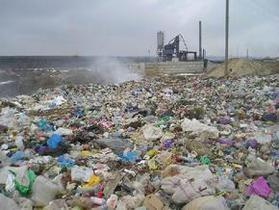 В Ивано-Франковской области против чиновников возбуждено уголовное дело за несанкционированную свалку бытовых отходов