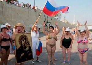 Крымский депутат: Россияне возвращаются в Крым