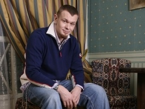 Сашко Положинский начал сольную карьеру