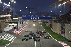 Формула-1: анонс Гран-прі Бахрейну