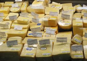 Россия отложила проверку украинских производителей сыра по вине Киева - Онищенко