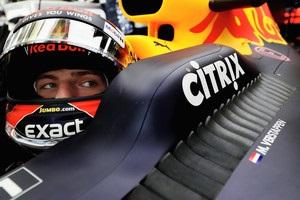 Ферстаппен – лучший на третьей практике Гран-при Бахрейна