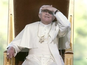 Папа Римский запишет музыкальный альбом
