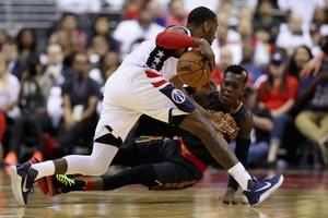 НБА: Вашингтон повел в серии с Атлантой