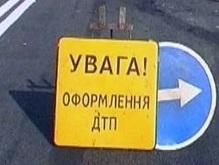 СМИ: Сын депутата Киевсовета на джипе протаранил машину МВД