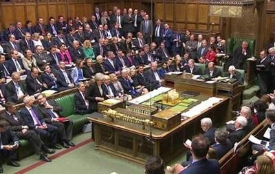 Парламент Британии одобрил внеочередные выборы