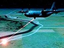 В США испытали лазерную пушку